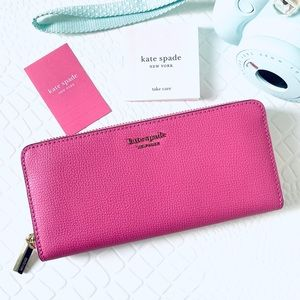 Kate Spade ♠️ Slim Continental Wallet